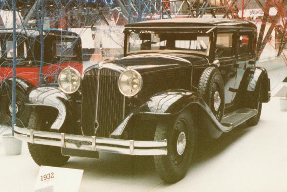 133 - Renault Reinastella RM2 1932  Renaultreina